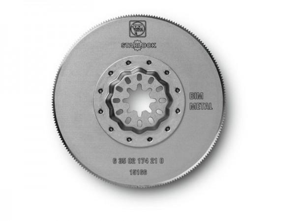Fein HSS-Sägeblatt rund Starlock Ø85x0,7mm (63502174210)
