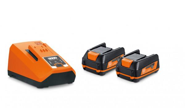 Fein Set de démarrage batteries, 12 V, Capacité 3 Ah - 92604326010