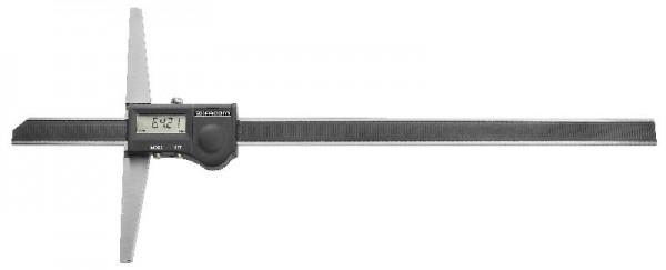 Facom Tiefenmaß mit Digitalanzeige, 300 mm - Genauigkeit 1/100 mm - 1350